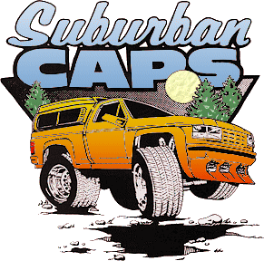 Suburban Caps : Truck Caps and Accessories - Truck Accessories - Pickup, SUV, Van
